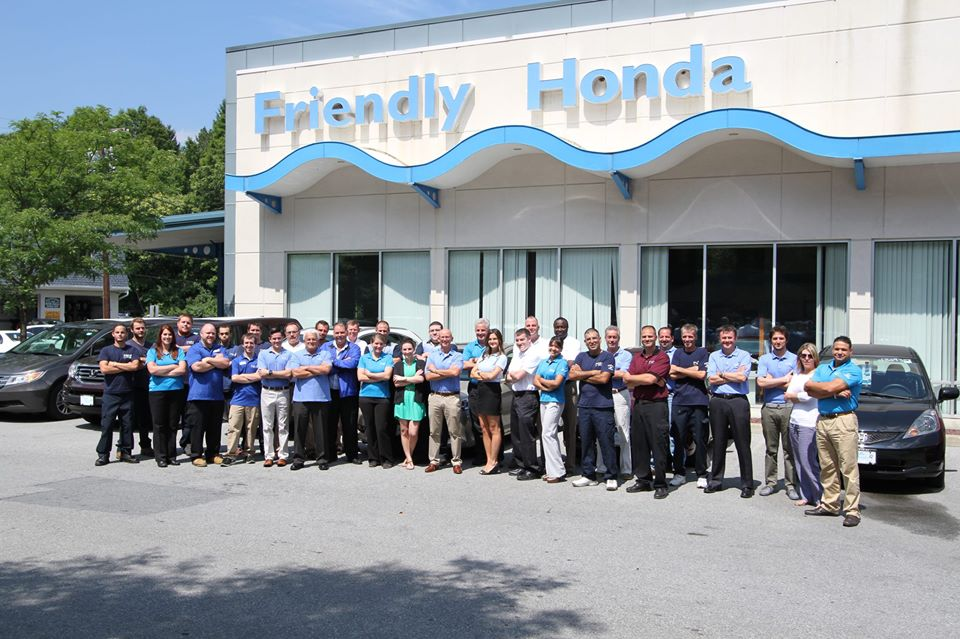 Auto Dealer Social Media Spotlight – Friendly Honda