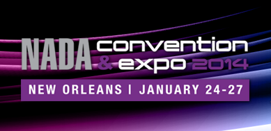The 2014 NADA Convention is Almost Here! See You There!