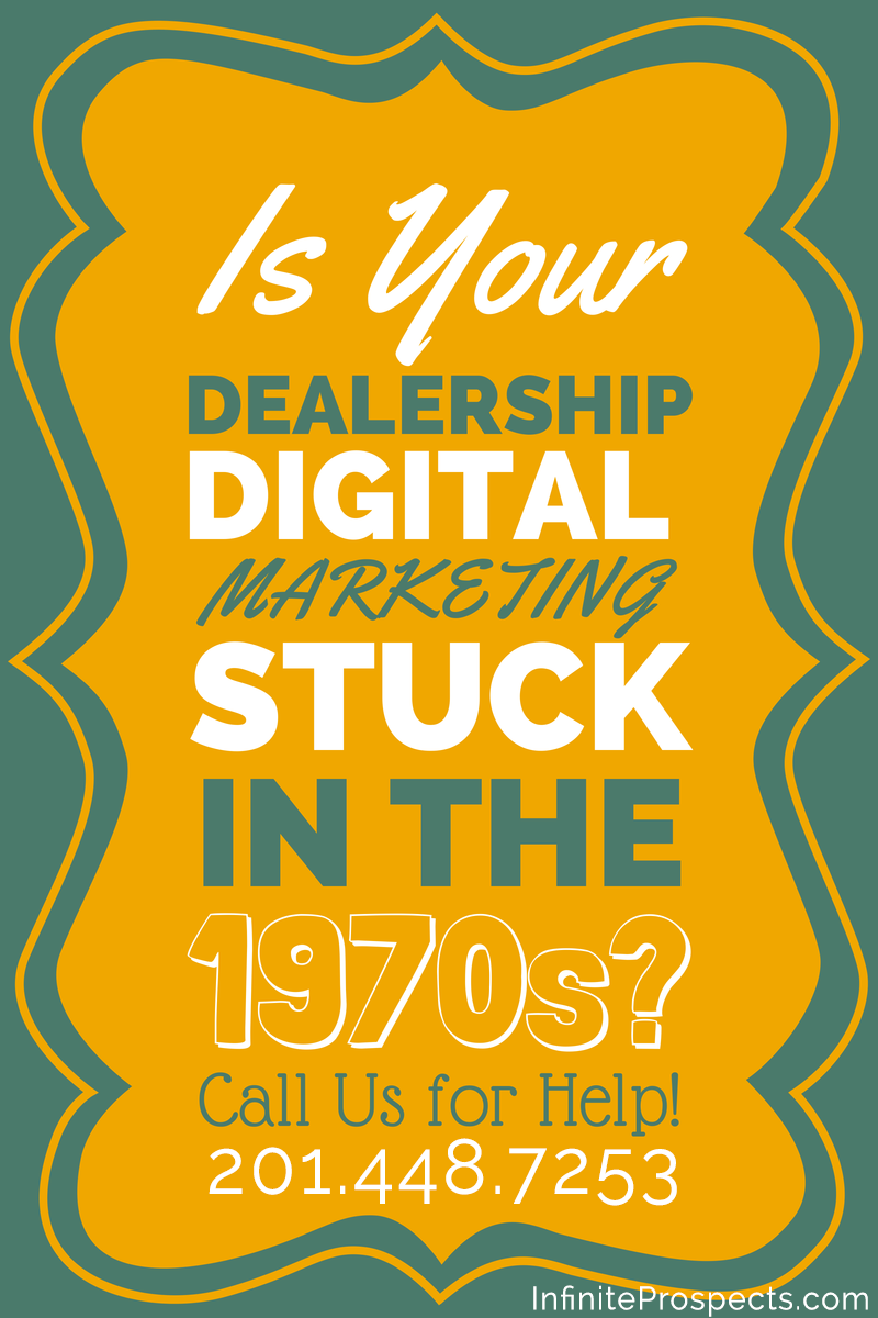 Is Your Dealership Digital Marketing Stuck?