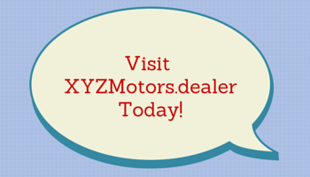 Car Dealers: Use New Domain Extensions Creatively